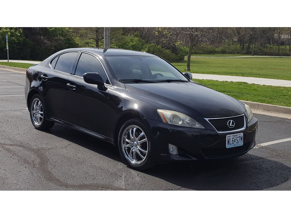 2008 Lexus IS250 for sale by owner in Lees Summit