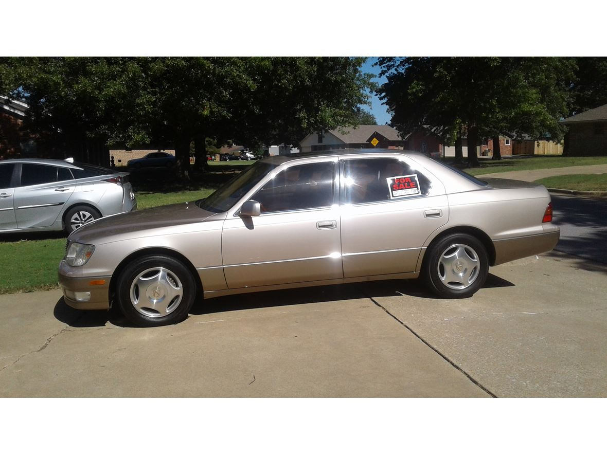 1998 lexus ls 400 for sale by owner in oklahoma city ok 73139. Black Bedroom Furniture Sets. Home Design Ideas