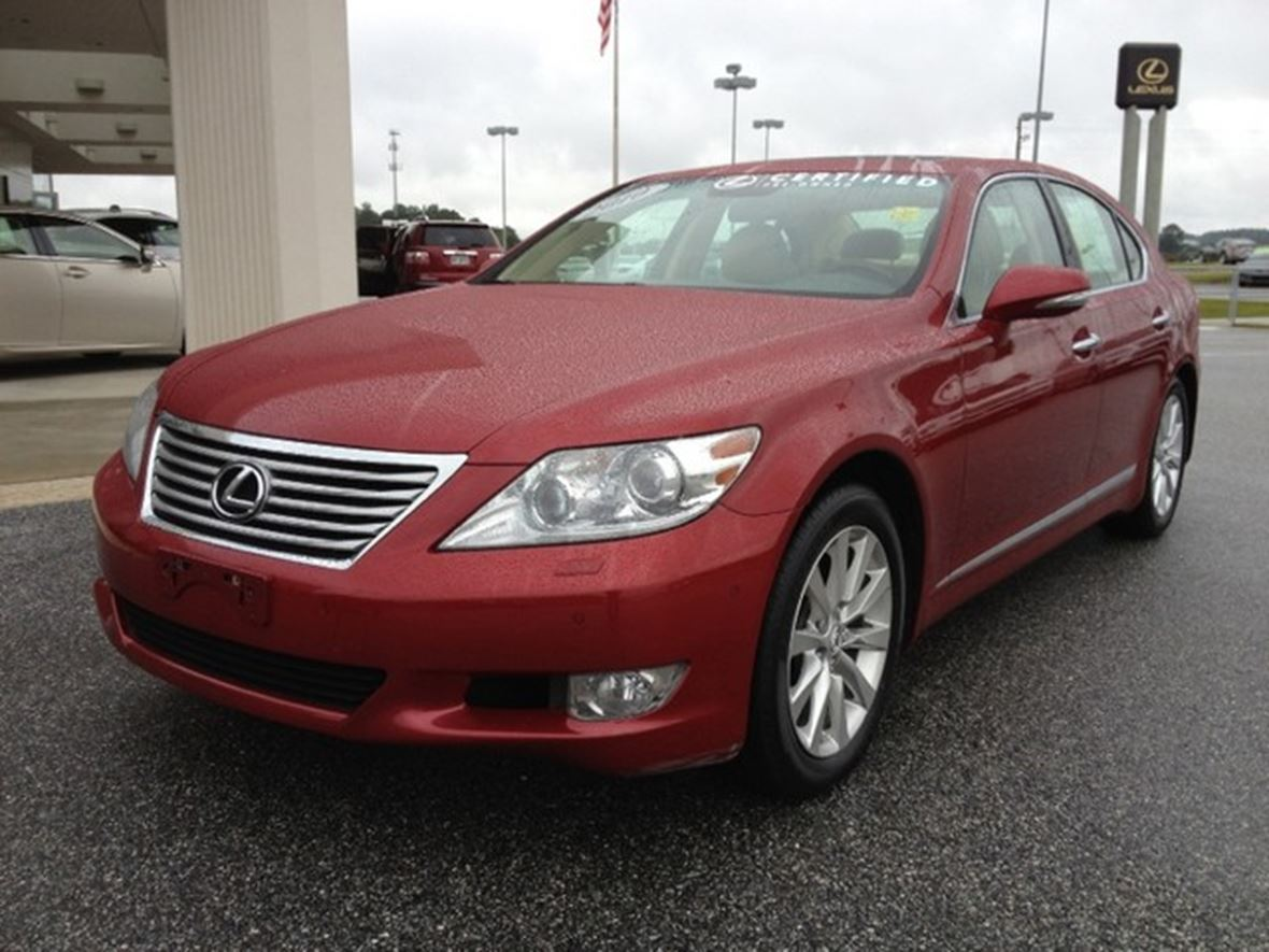 2010 Lexus LS 460 for sale by owner in The Villages