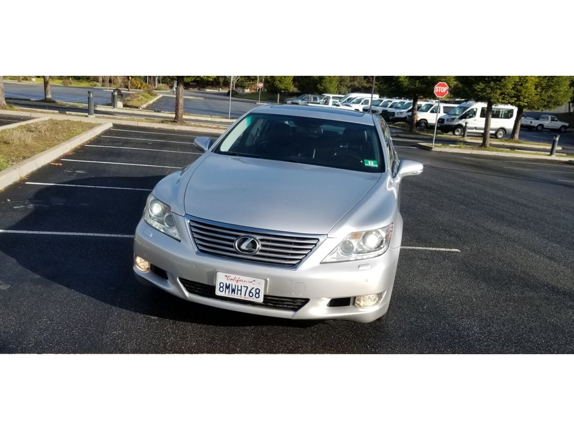 2012 Lexus LS 460 for sale by owner in Aptos