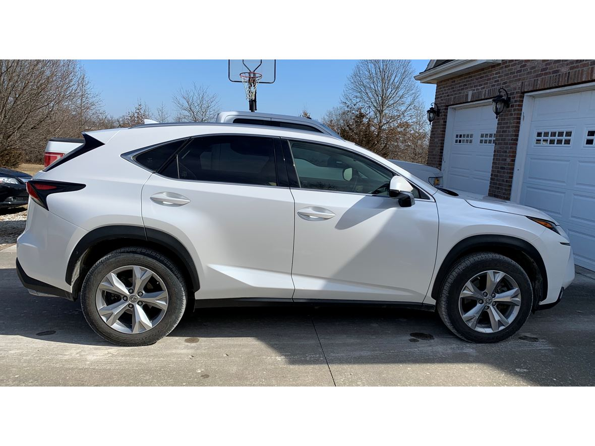 2017 Lexus NX 200t for sale by owner in Moberly