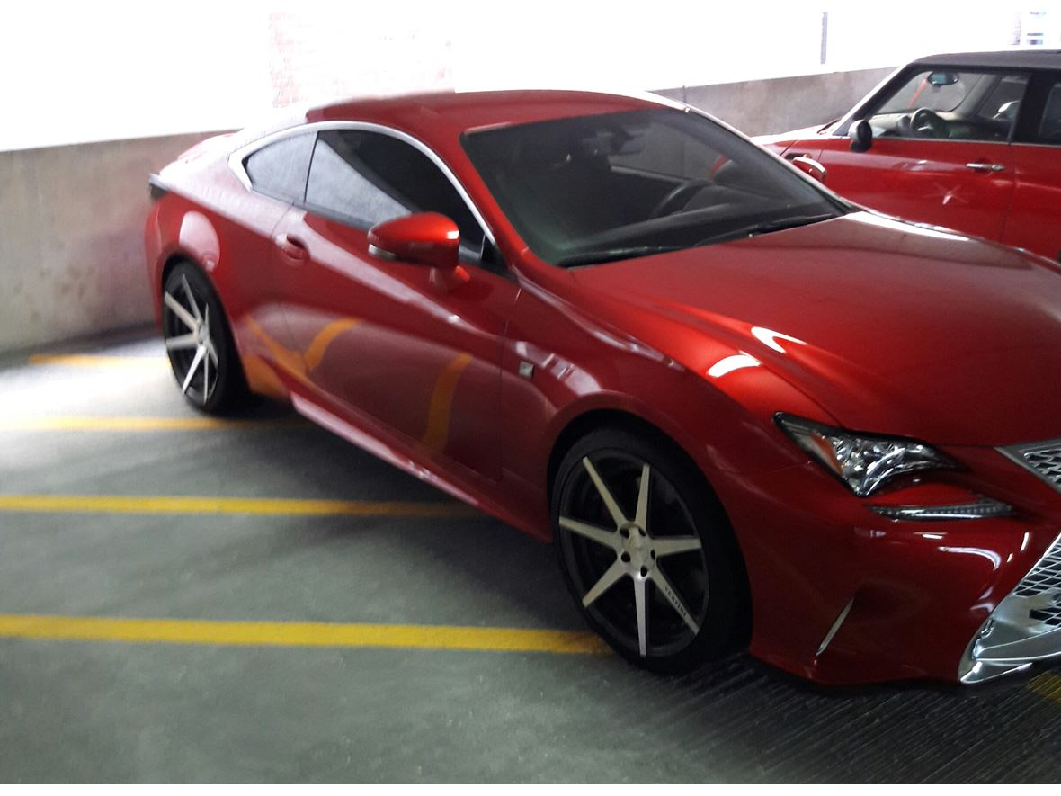 2015 lexus rc 350 f sport sale by owner in louisville ky 40202. Black Bedroom Furniture Sets. Home Design Ideas
