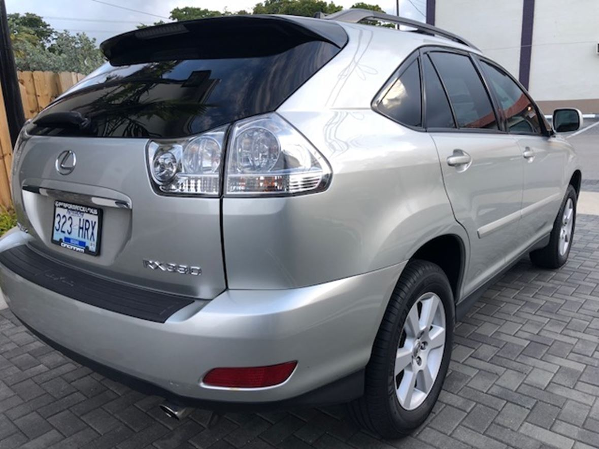 2006 Lexus RX 330 for Sale by Owner in Fort Lauderdale, FL 33334 - $9,700