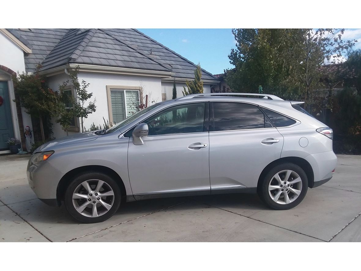 2011 Lexus RX 350 for Sale by Owner in Solvang, CA 93463 - $12,500