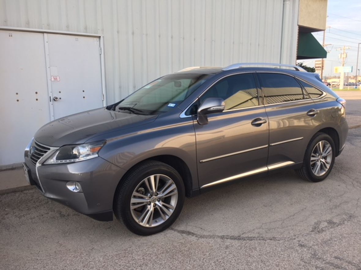 2015 Lexus RX 350 for sale by owner in San Angelo