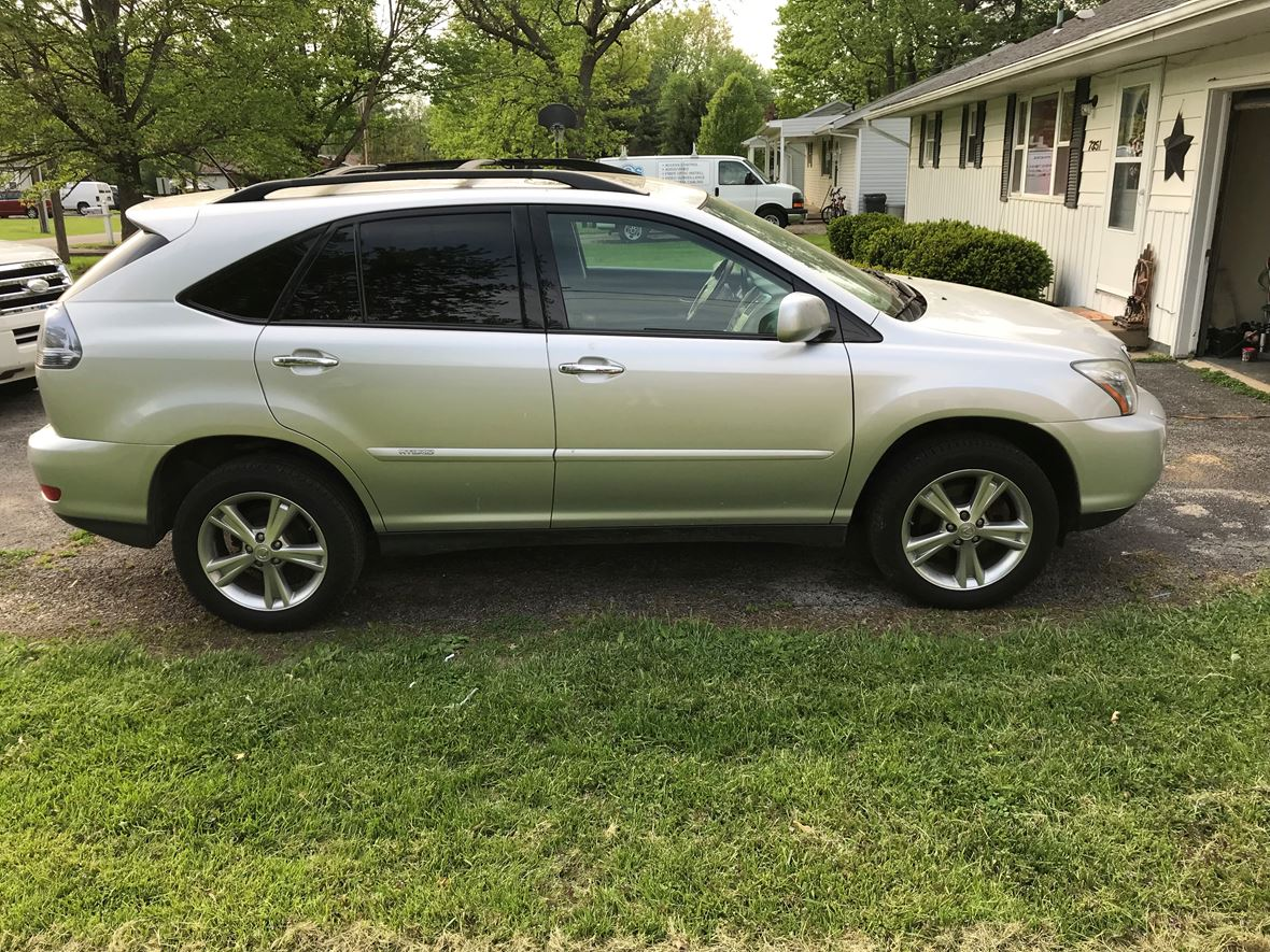 2008 lexus rx 400h for sale by owner in blanchester oh 45107. Black Bedroom Furniture Sets. Home Design Ideas