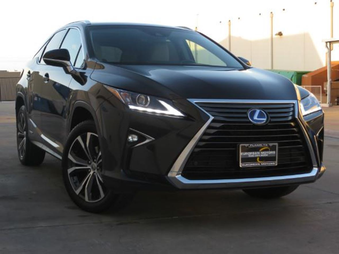 Best Mileage Suv >> 2016 Lexus RX 450h for Sale by Owner in Franklin, AR 72536