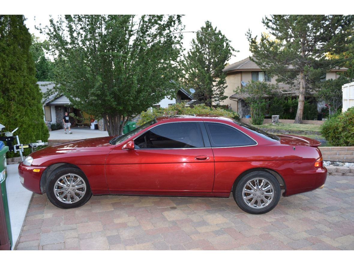 1994 Lexus Sc 400 Classic Car Reno Nv 89509
