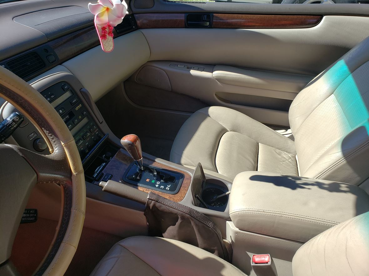 1999 Lexus SC 400 for sale by owner in Cohutta
