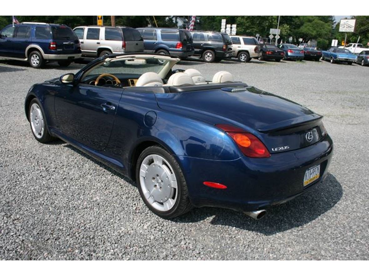 2005 Lexus SC 430 for sale by owner in Hixson