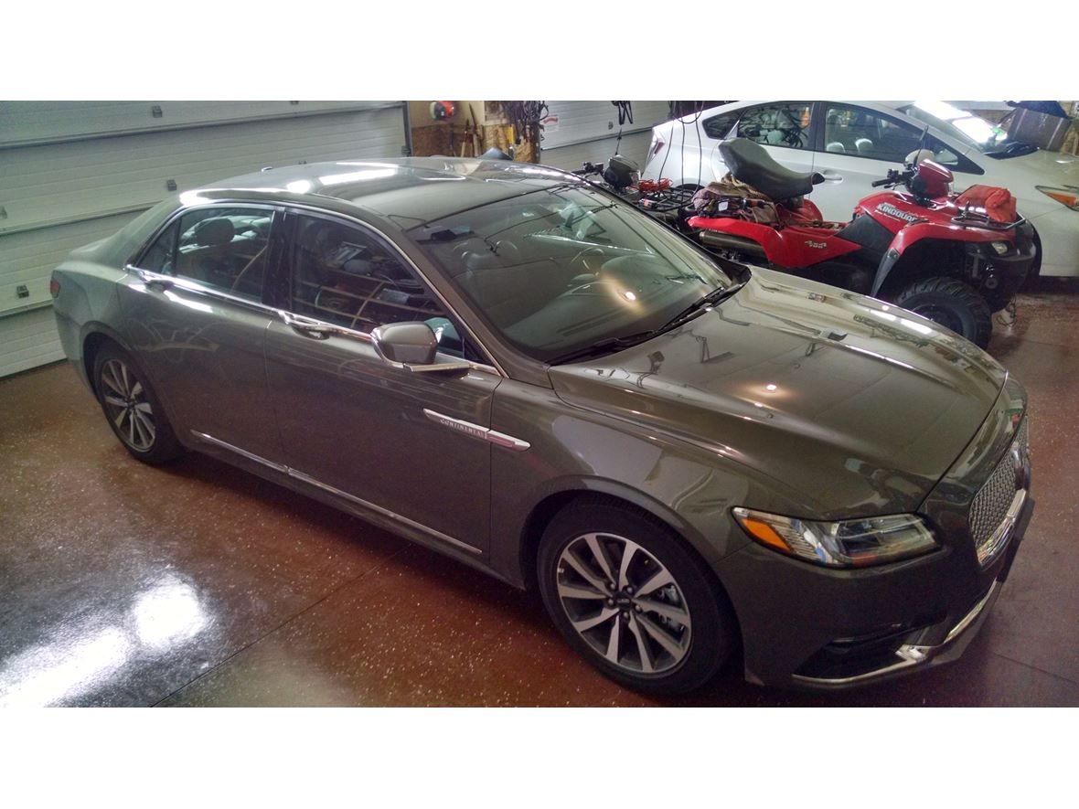 2017 Lincoln Continental for sale by owner in Laurel