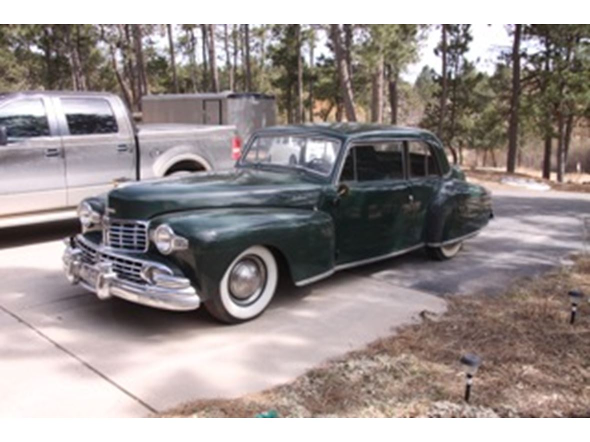 1946 Lincoln Coup for sale by owner in Colorado Springs