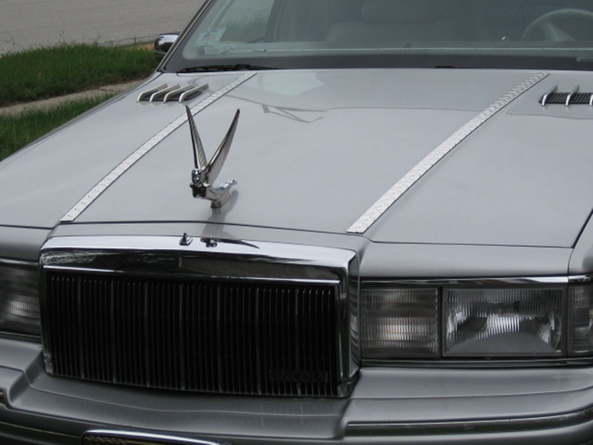 1992 Lincoln executive limousine  for sale by owner in Alsip
