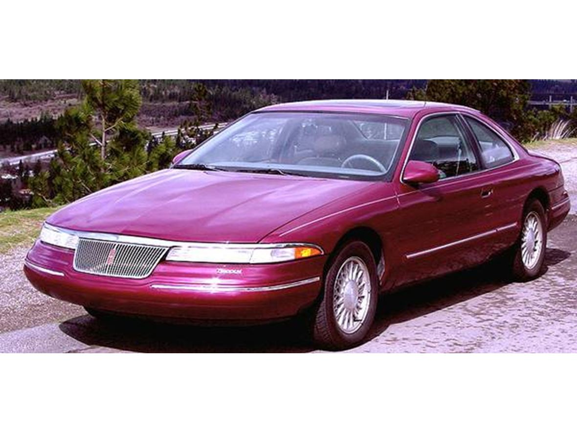 1995 Lincoln Mark VIII for sale by owner in Akron