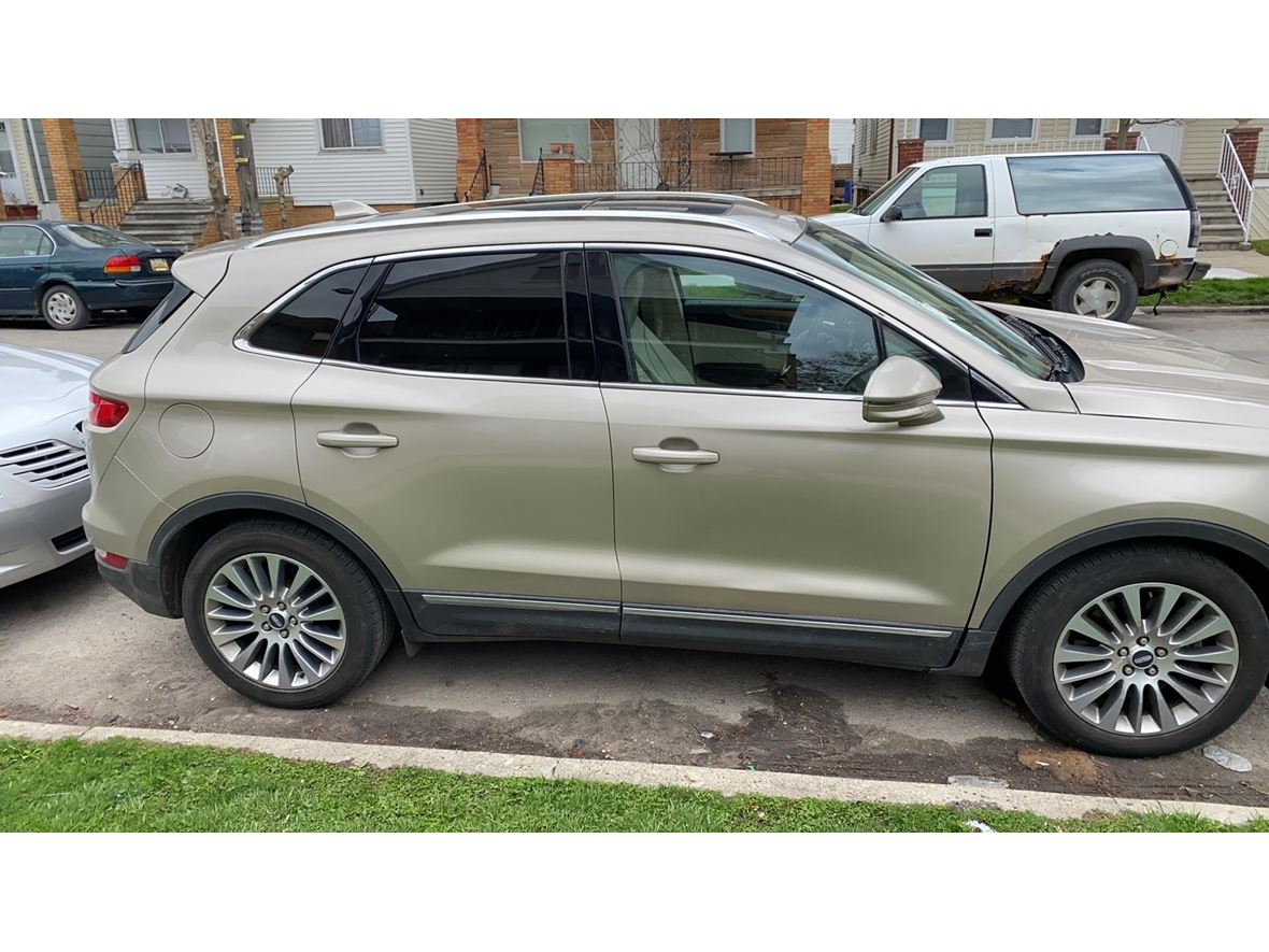 2015 Lincoln MKC for sale by owner in Hamtramck