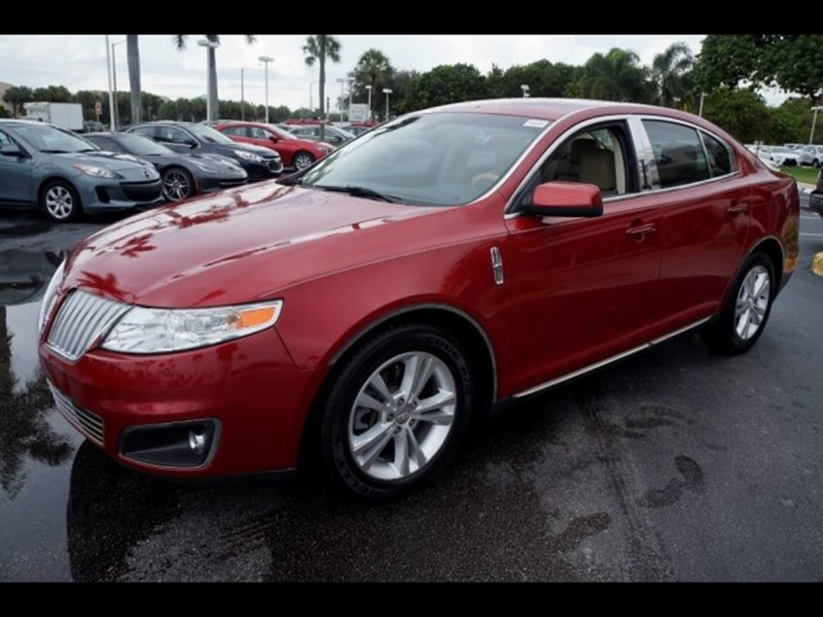 2009 Lincoln MKS for sale by owner in Coconut Creek