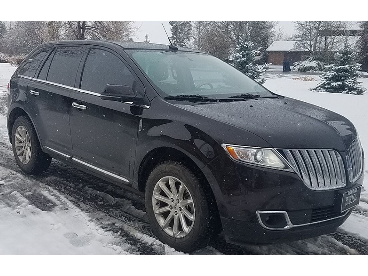 2013 Lincoln MKX for sale by owner in Bozeman