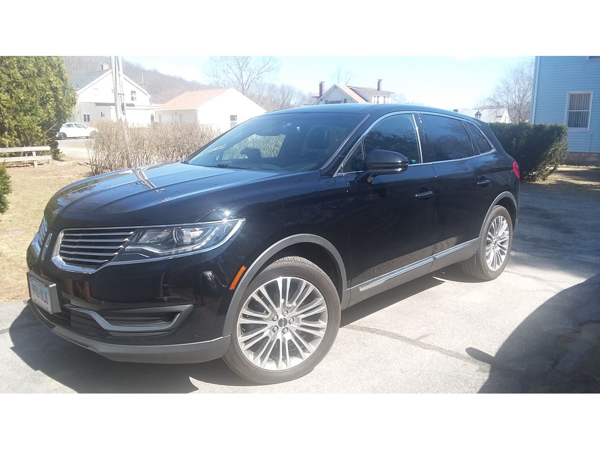2017 Lincoln MKX for sale by owner in Norwich