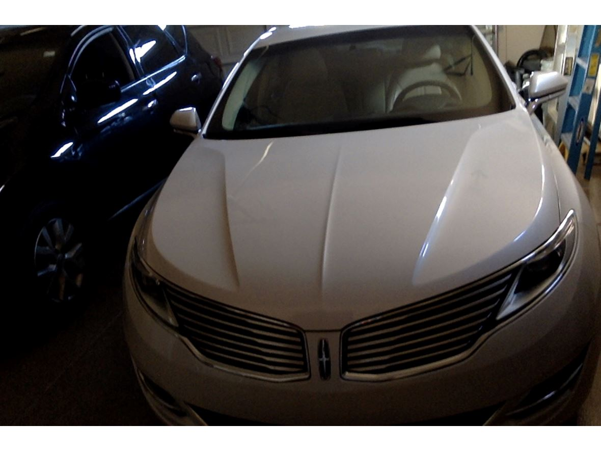 2014 Lincoln MKZ Hybrid for sale by owner in Scottsdale