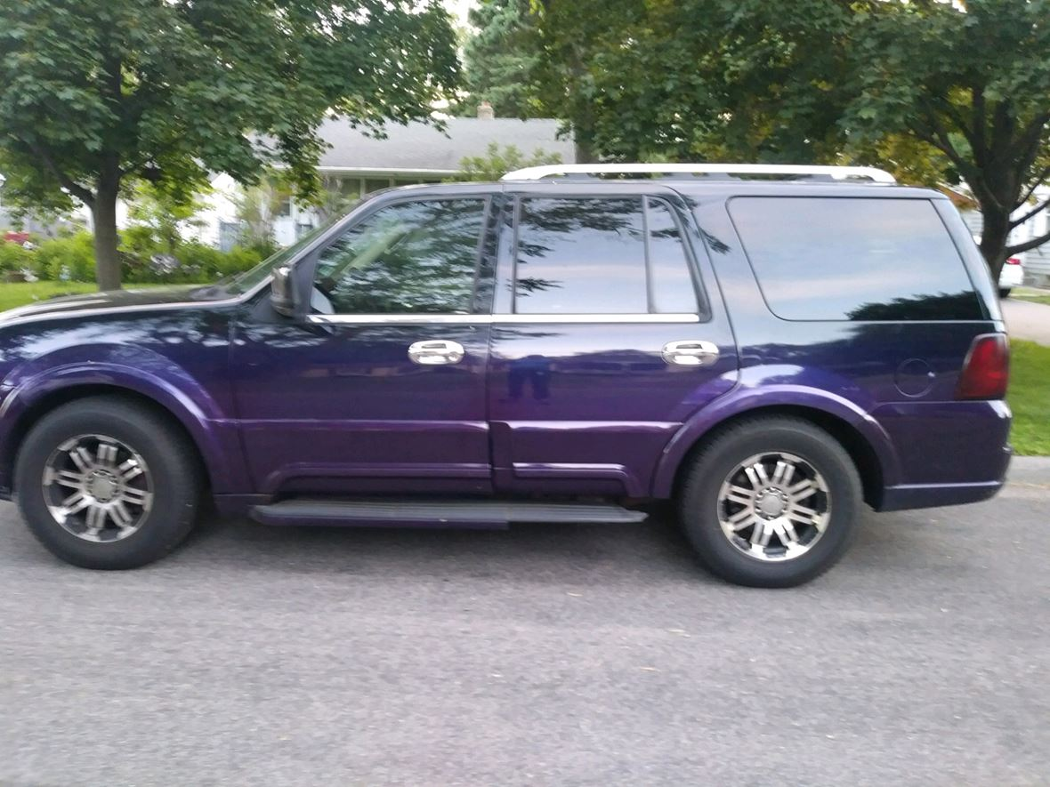 2003 Lincoln Navigator for sale by owner in Saint Paul