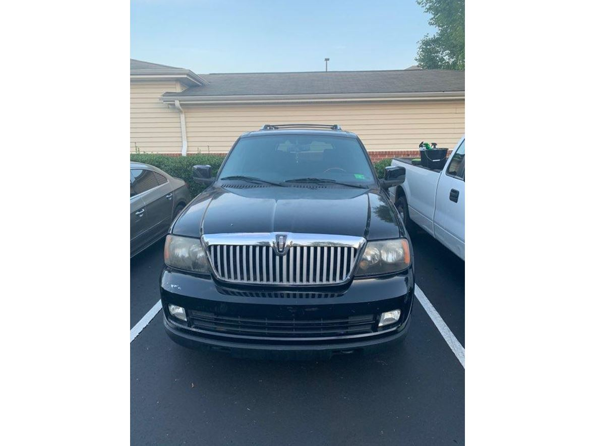 2006 Lincoln Navigator for sale by owner in Spartanburg