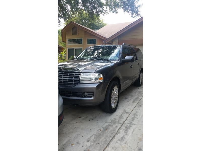2012 lincoln navigator l sale by owner in san antonio tx 78299. Black Bedroom Furniture Sets. Home Design Ideas
