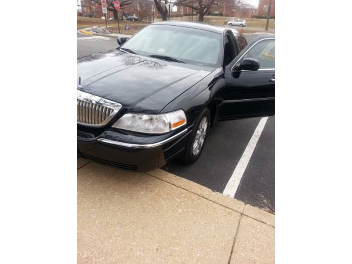 2005 Lincoln Town Car For Sale By Owner In Falls Church Va 22044