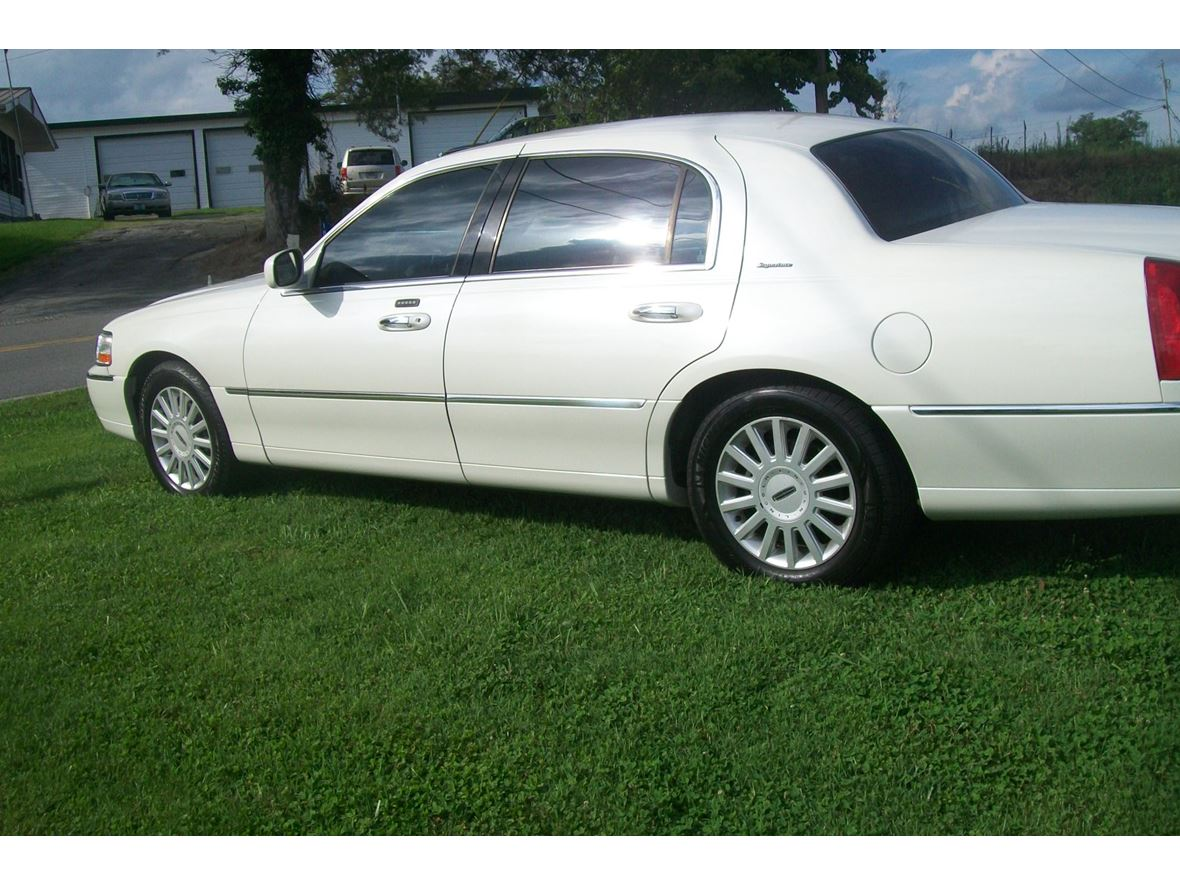 2005 Lincoln Town Car For Sale By Owner In Chuckey Tn 37641