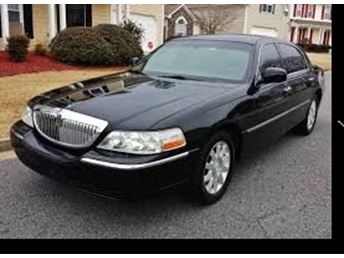 2008 Lincoln Town Car For By Owner In Falls Church