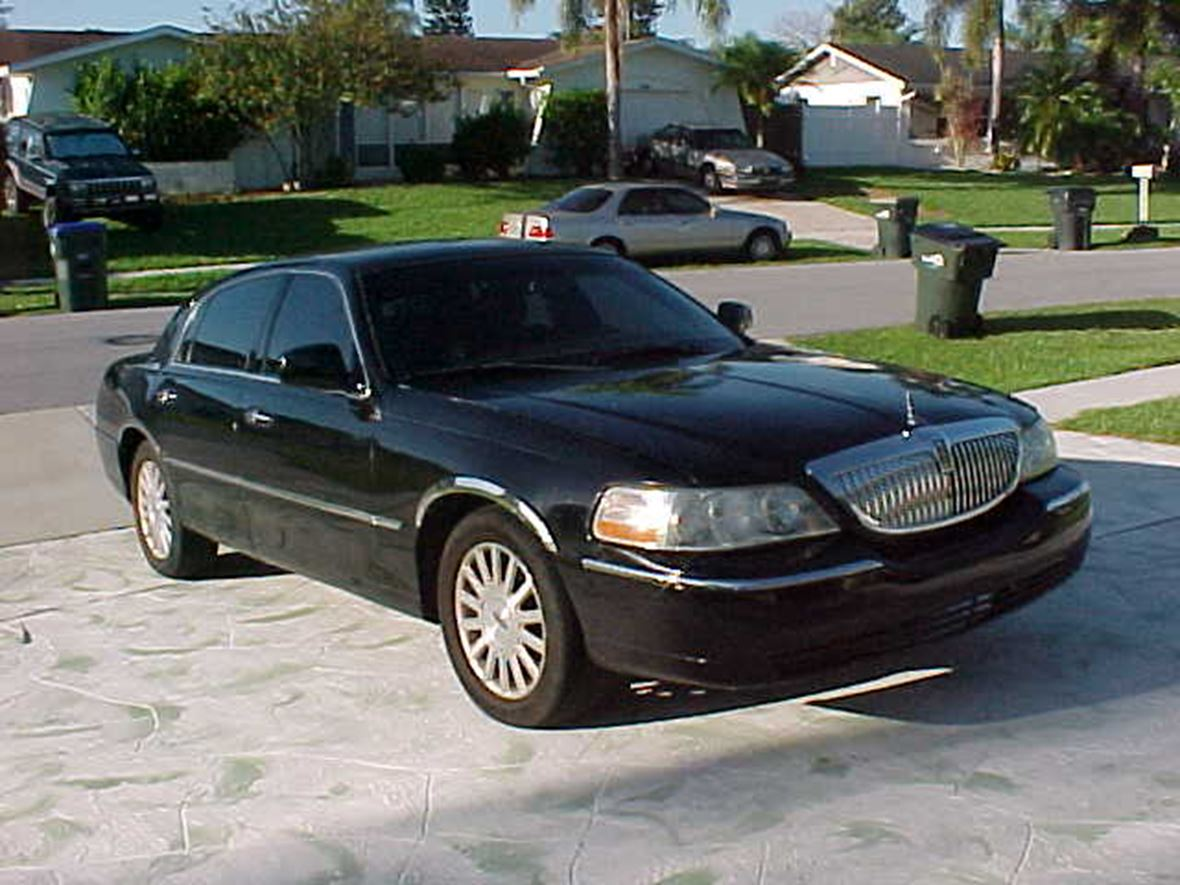 2008 Lincoln Town Car Signature Liminted By Owner North Port Fl 34289