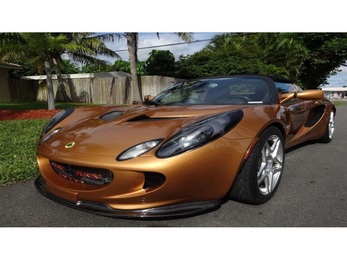 2005 Lotus Elise for sale by owner in Land O Lakes