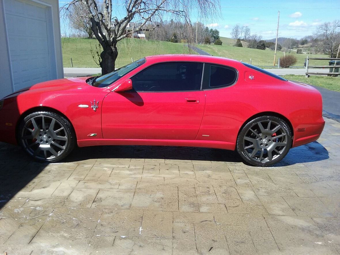 2004 Maserati Coupe for Sale by Owner in Jonesborough, TN ...