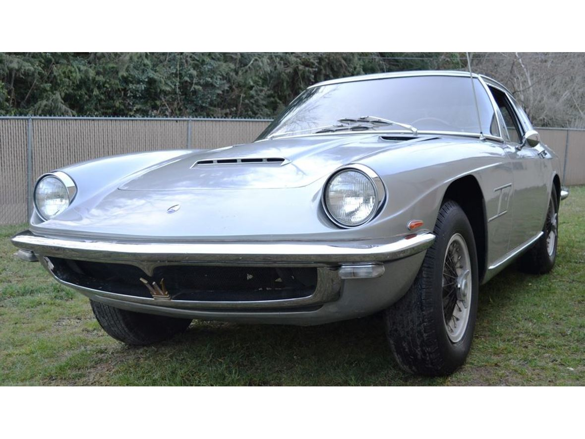1967 Maserati Mistral for sale by owner in Lakewood