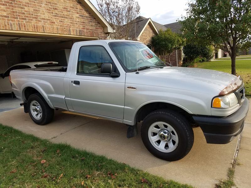 2002 Mazda B Series Pickup Sale By Owner In Broken Arrow