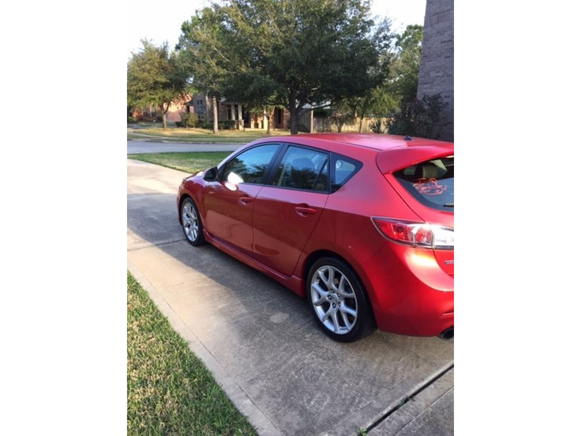 Mazdaspeed3 For Sale >> 2011 Mazda Mazdaspeed3 For Sale By Owner In Katy Tx 77494