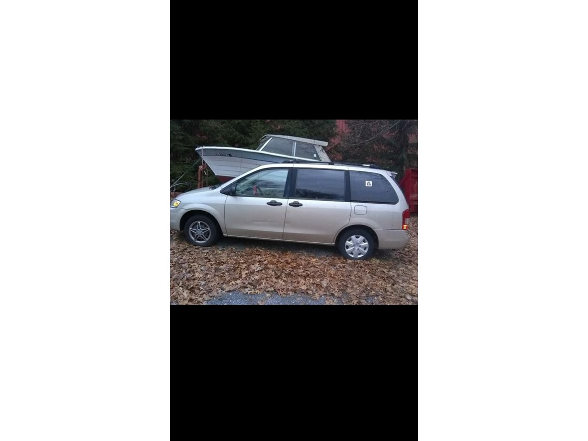 2001 Mazda MPV for sale by owner in Branchville