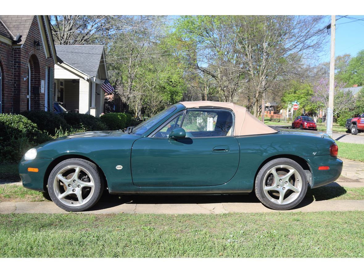 2001 Mazda Mx-5 Miata Special Edition for sale by owner in Montgomery