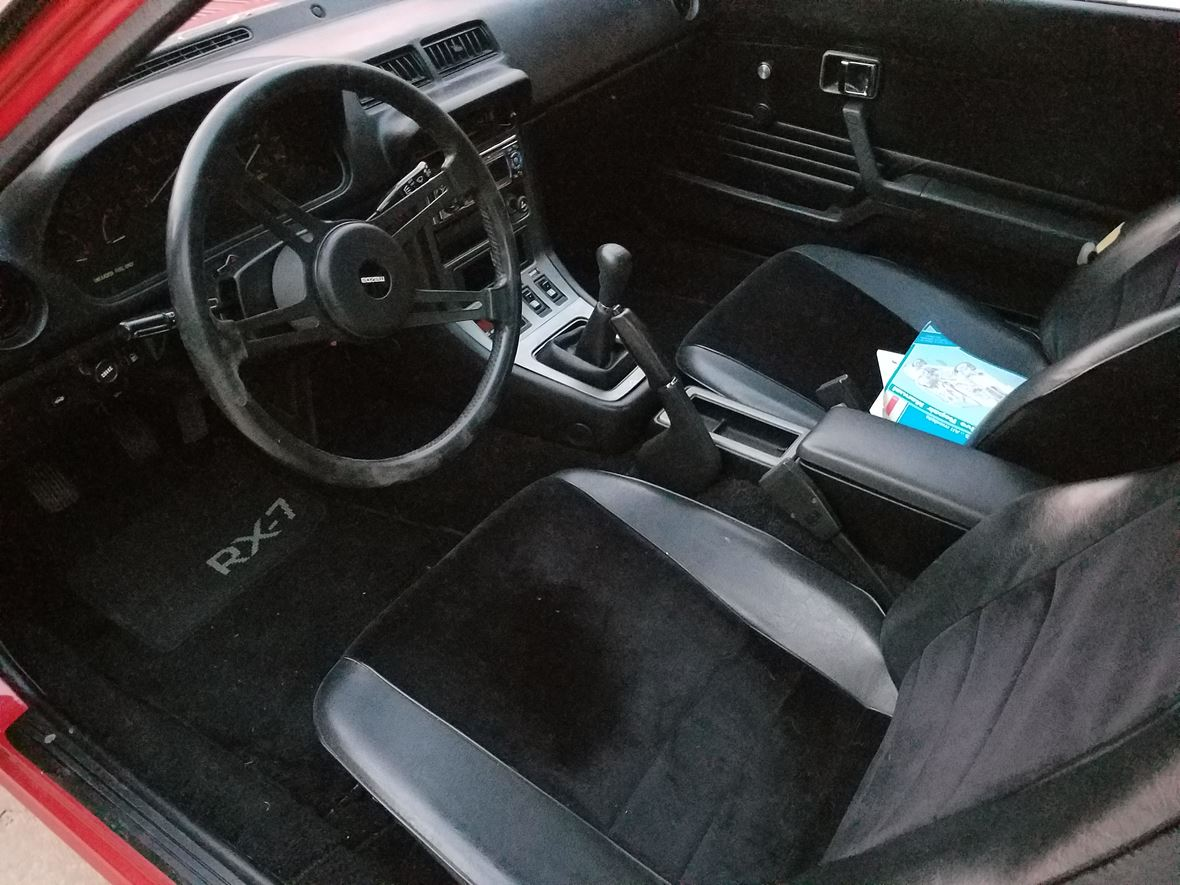 1982 Mazda RX7 for sale by owner in Akron