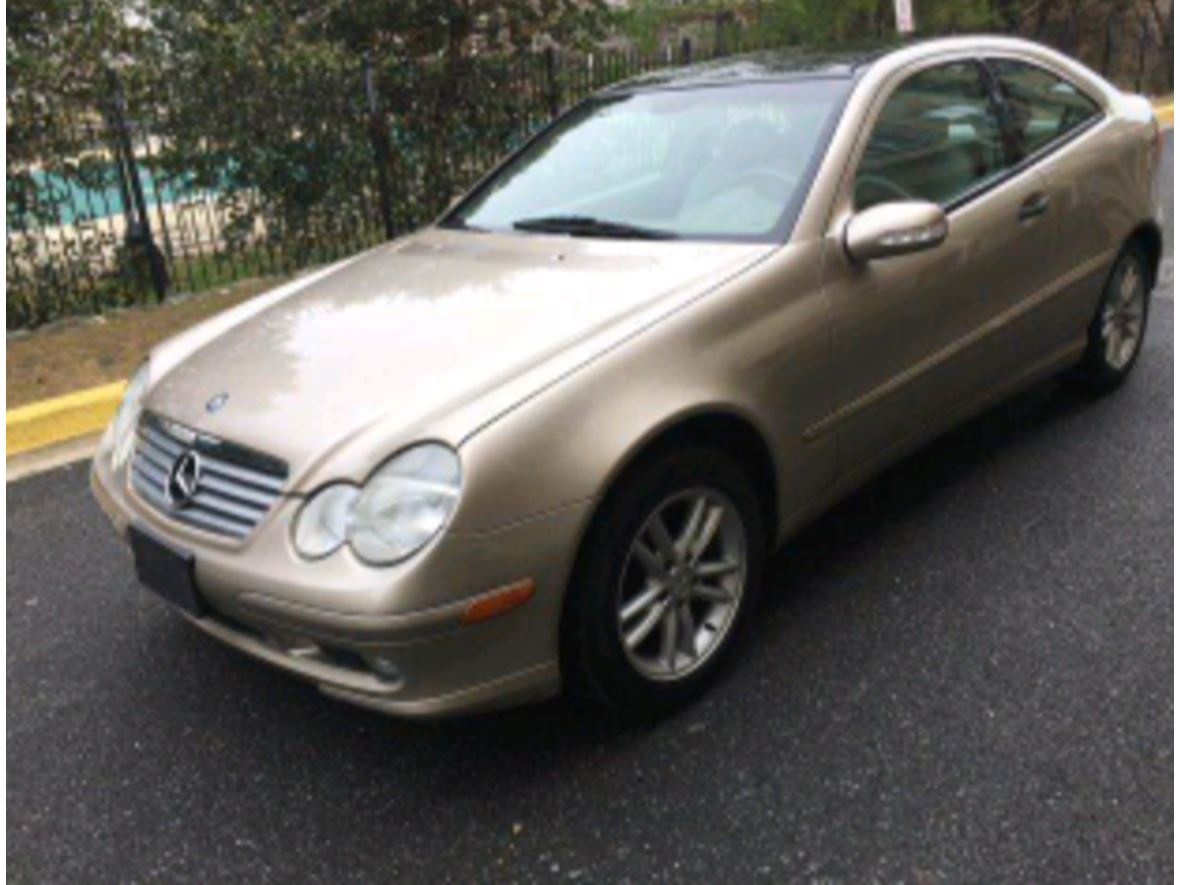 2002 Mercedes-Benz 230 for sale by owner in Annapolis