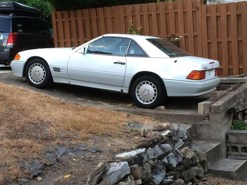 Cars For Sale In Wv: 1991 Mercedes-Benz 300SL