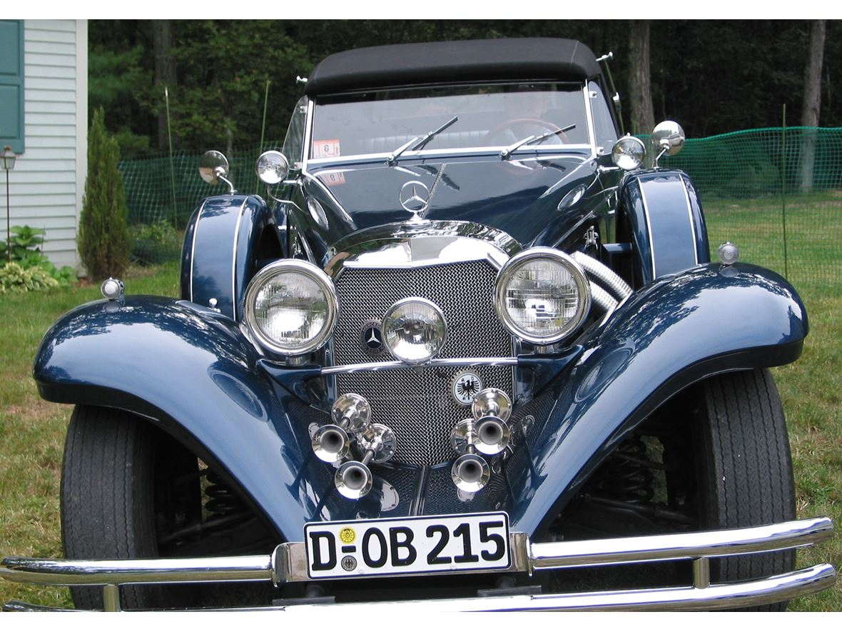 1936 mercedes benz 540k antique car foxboro ma 02035. Black Bedroom Furniture Sets. Home Design Ideas