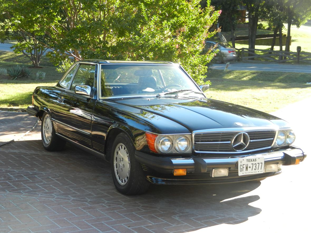 1989 Mercedes-Benz 560 for sale by owner in Weatherford
