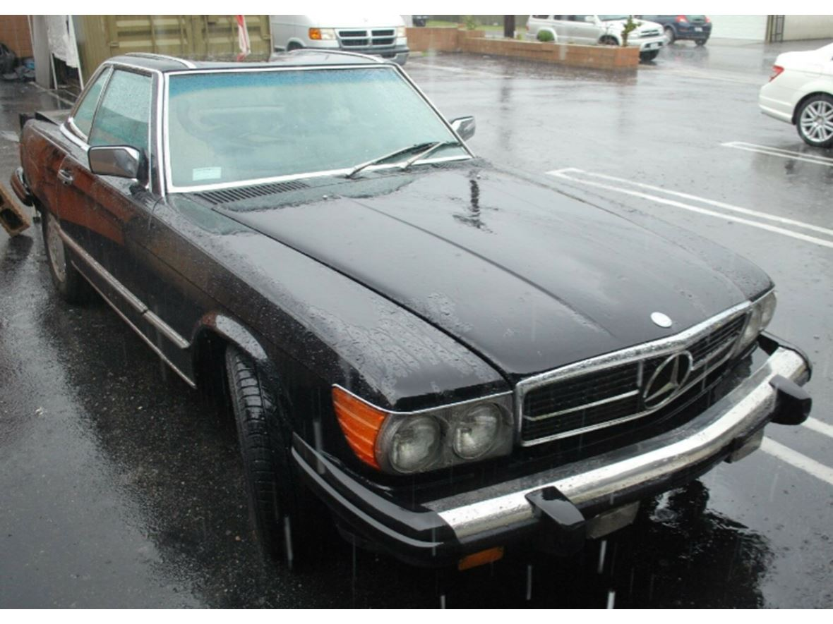 1988 Mercedes-Benz 560 sl for sale by owner in Hawthorne