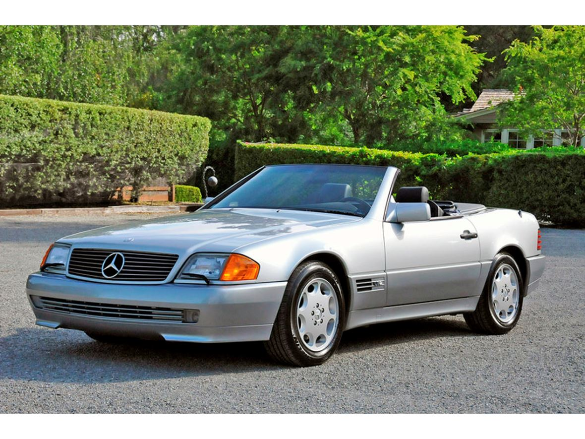 1993 Mercedes-Benz 600SL for sale by owner in Dover