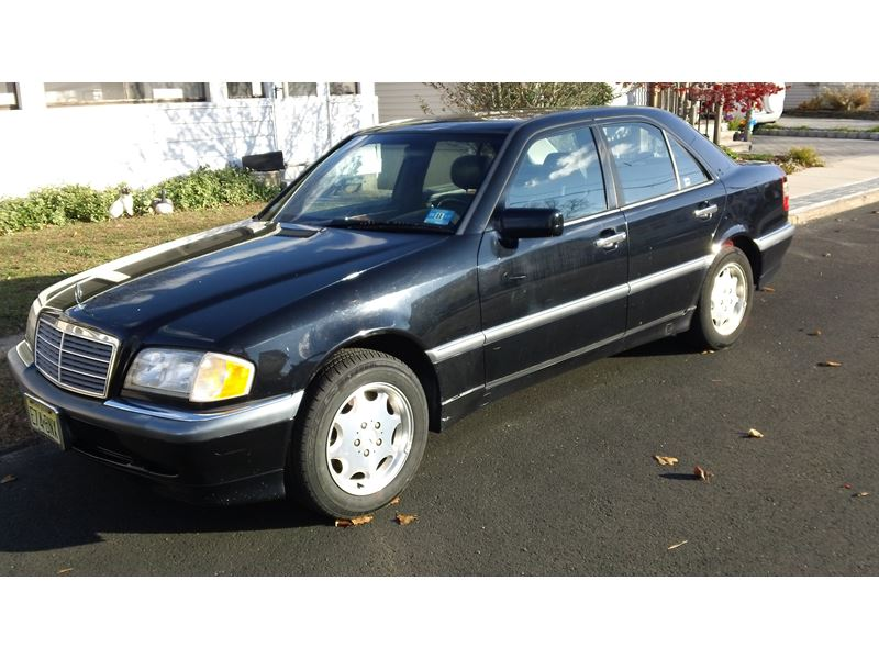 1998 Mercedes-Benz C-Class for sale by owner in Belmar