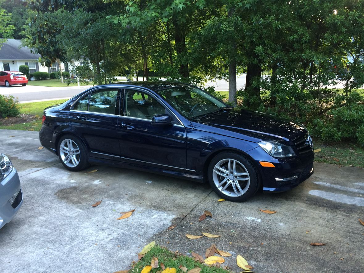 2014 Mercedes-Benz C-Class Sale by Owner in Charleston, SC ...
