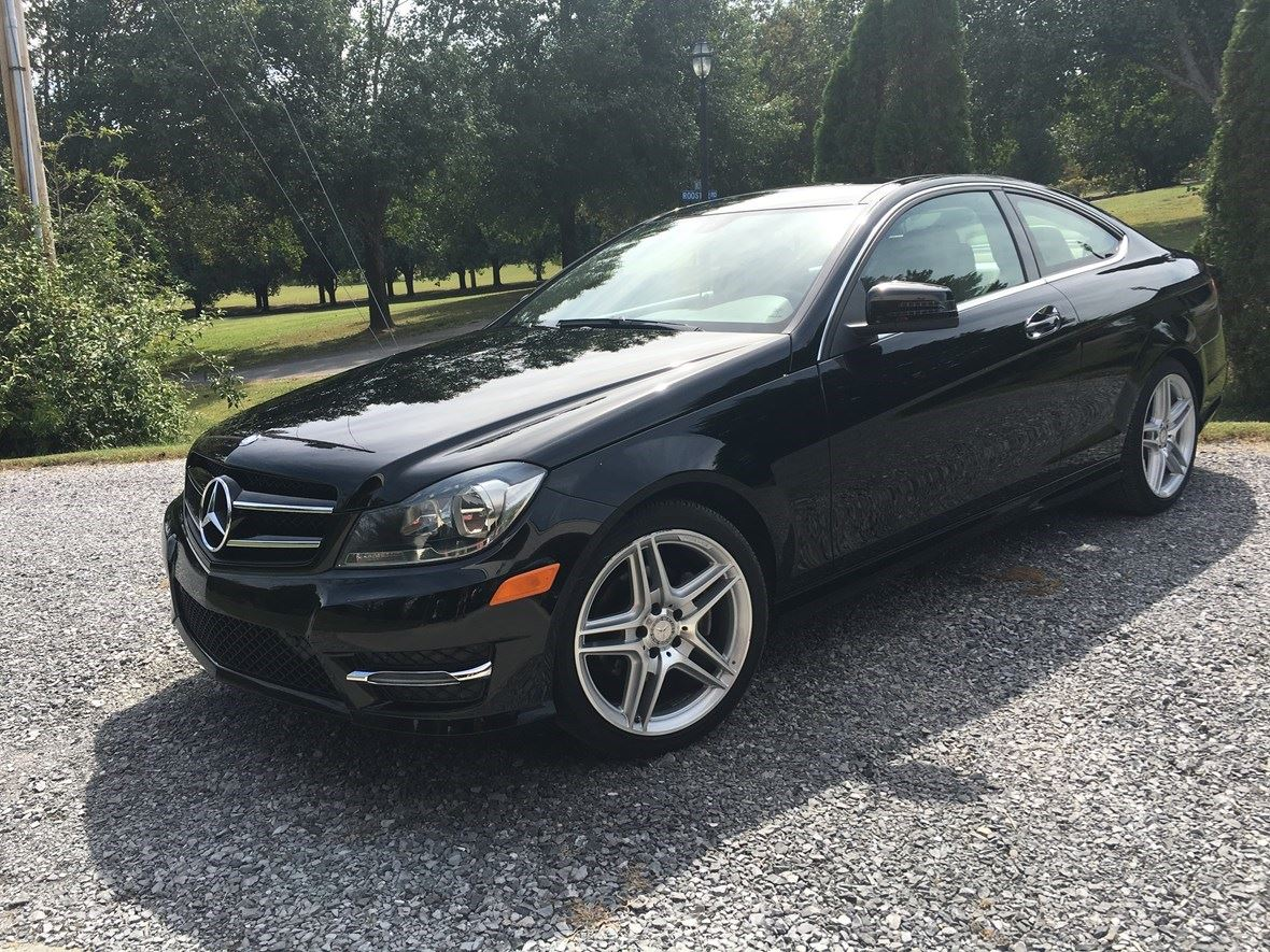 2014 Mercedes-Benz C-Class for sale by owner in Louisville