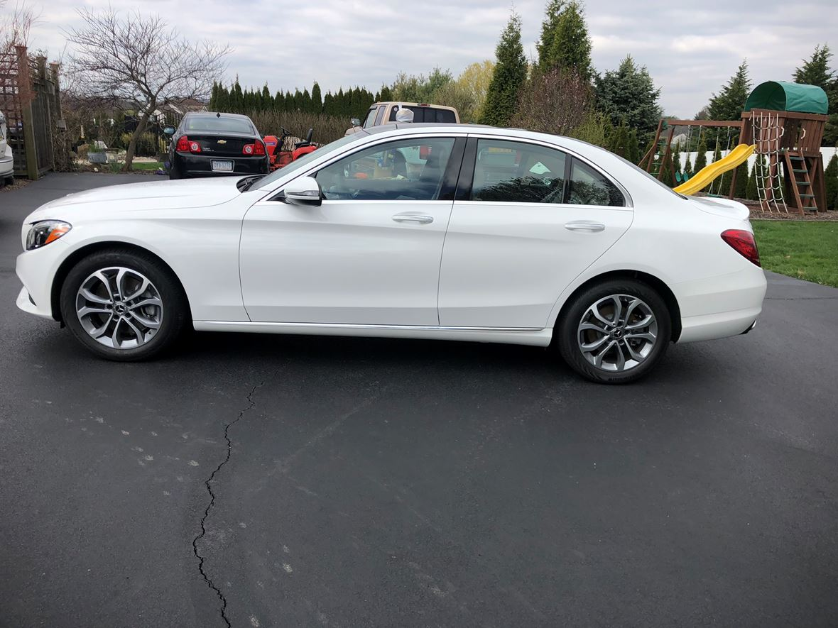 2017 Mercedes-Benz C-Class for sale by owner in Spring City