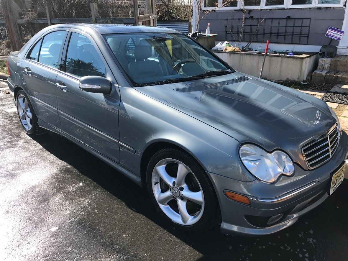 Charming 2005 Mercedes Benz C230 For Sale By Owner In Lawrence Township