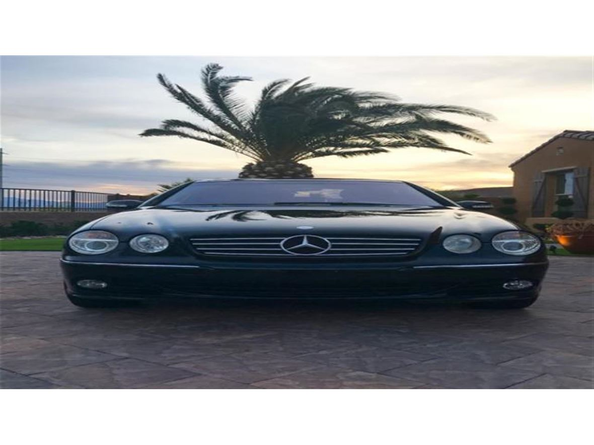 2003 Mercedes Benz Cl Class Sale By Owner In Carson City